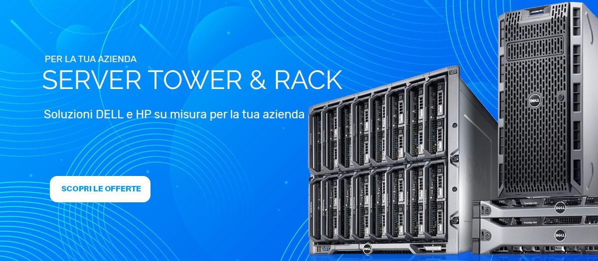 Soluzioni server e aziendali